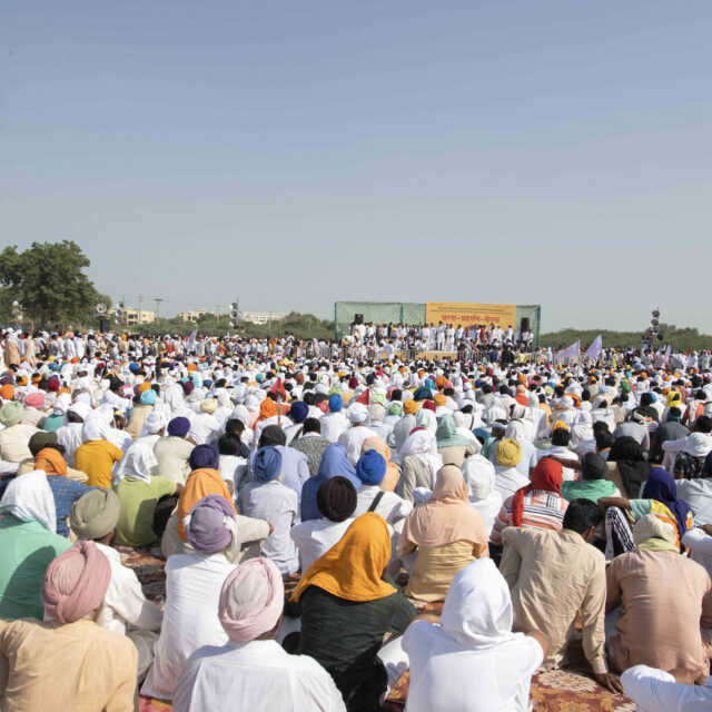 The farmers' protests and the looting of India
