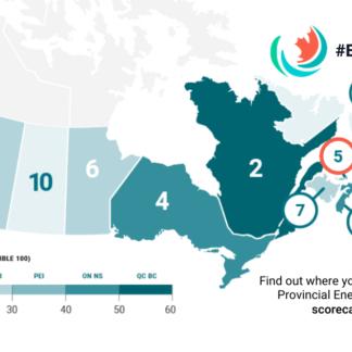 Saskatchewan's wasted energy (efficiency)