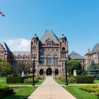 Care and change: The messages driving Ontario's 2018 election