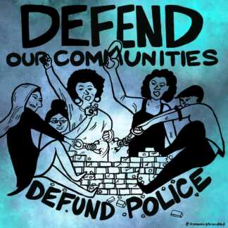 Defunding the police: What will it mean for survivors of sexual violence?