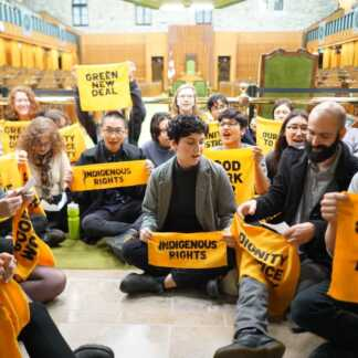 Public services, free trade and the Green New Deal
