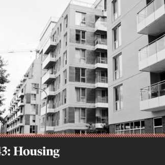 Platform crunch: Comparing housing platforms in the 2019 federal election