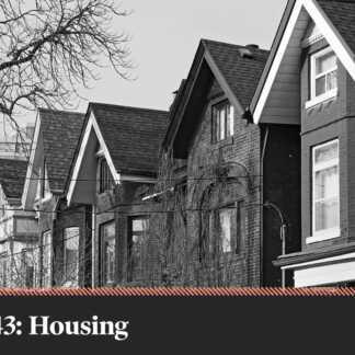 Platform crunch: Removing restrictions on mortgage insurance