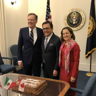 The US wants a NAFTA deal this month; Canada should say no