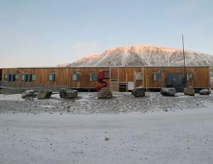 Umimmak School in Nunavut