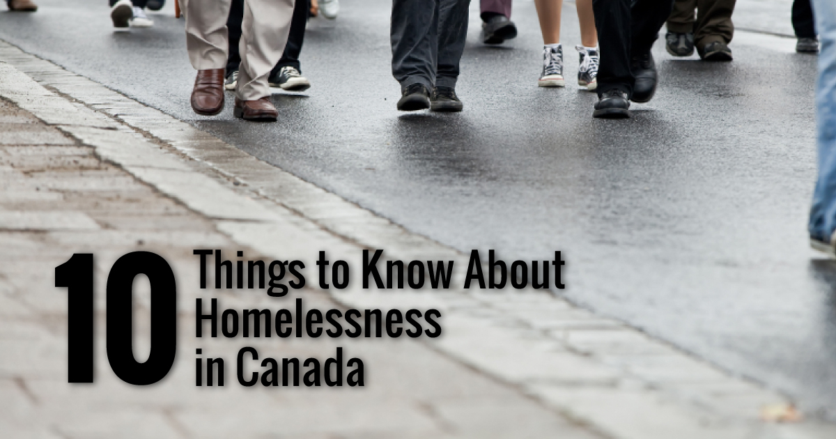 Things To Know About Homelessness