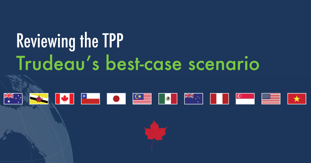 Reviewing the TPP