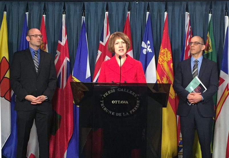 Alternative Federal Budget 2016 Press Conference