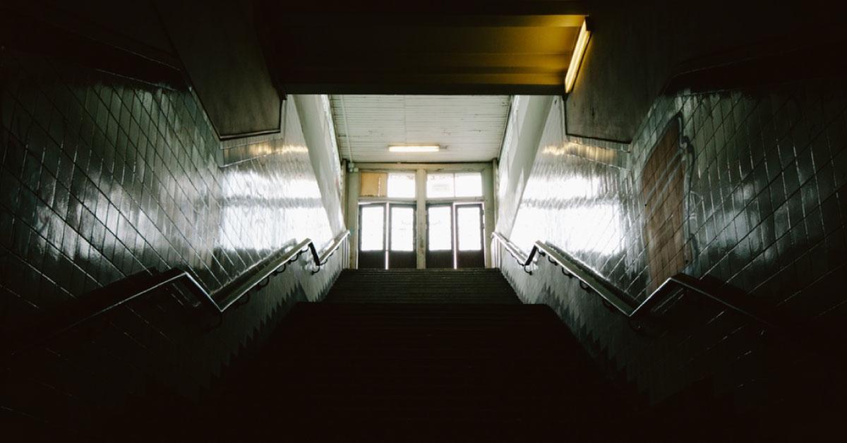 Creepy-stairs