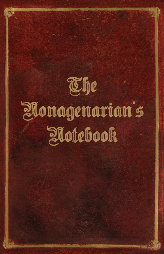 The Nonagenarian's Notebook