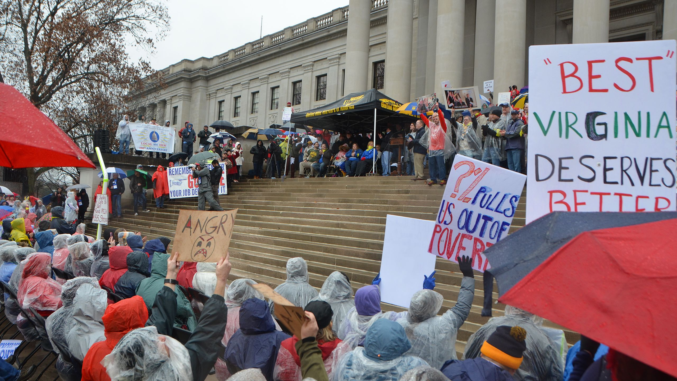 Lesson Here: Learning from the West Virginia teachers' strike